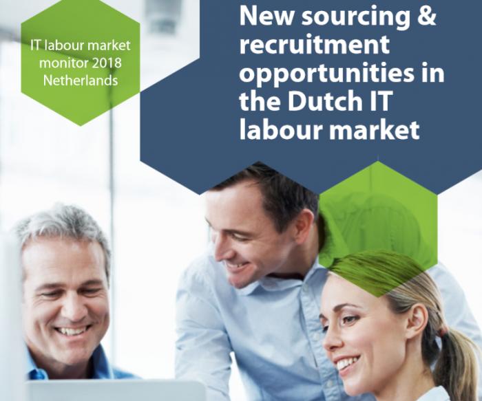 Situatie op de ICT-arbeidsmarkt nog steeds overspannen